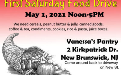 May Day Food Drive is Upon Us!
