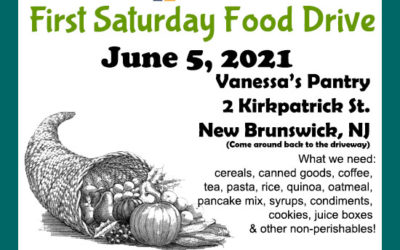 Next Food Drive is June 5, 2021!